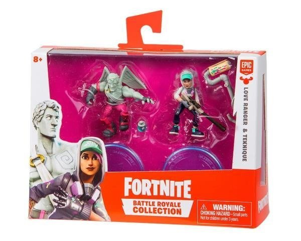 Fortnite Battle Royale Collection Black Knight And Triple Threat