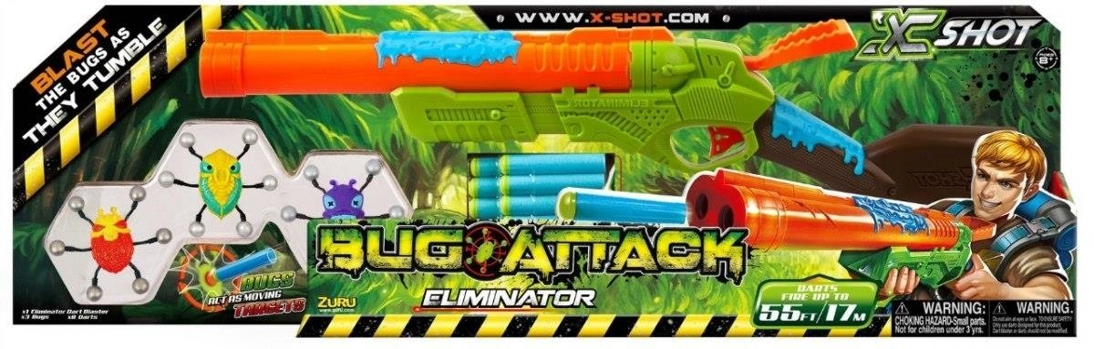 FORMATEX X-SHOT BUG ATTACK ELIMINATOR