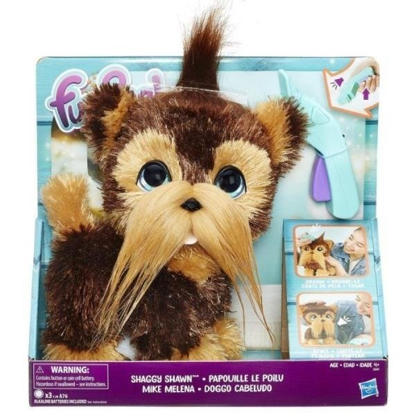 HASBRO FurReal Friends Kudłaty Shaggy