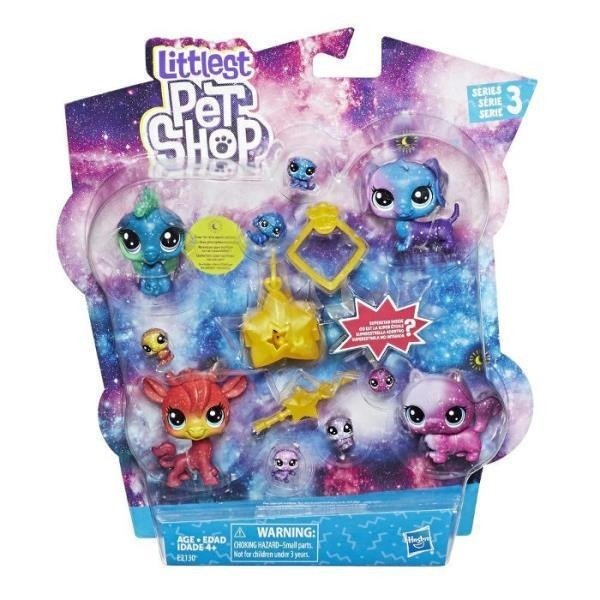 LPS Cosmic collection pack E2130 HASBRO